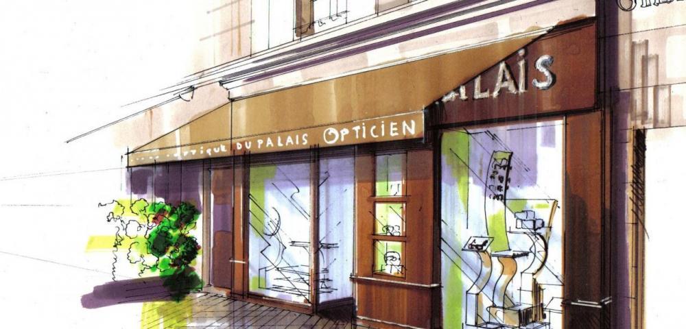 Optique du Palais, votre opticien sur Poitiers qui préserve votre ... 91d79ab73a98